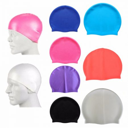 1Pcs-New-Fits-All-Waterproof-Shower-Bath-Hat-Swimming-Pool-font-b-Cap-b-font-Unisex